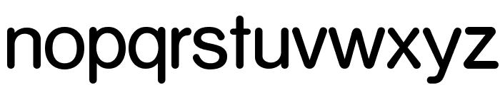 RockoFLF Font LOWERCASE