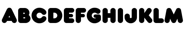 RockoUltraFLF-Bold Font UPPERCASE