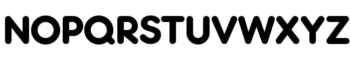 RockoUltraFLF Font UPPERCASE