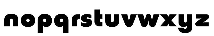 RockyBlimpOpti Font LOWERCASE
