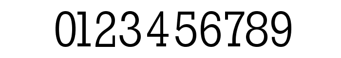 RockyRegular Font OTHER CHARS