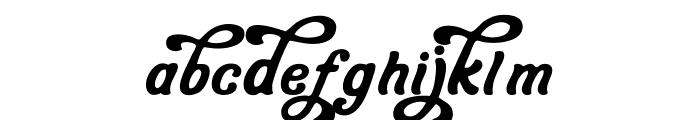 Rodaja Font LOWERCASE