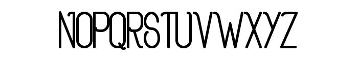 Rogaton Bold Font UPPERCASE