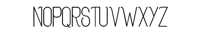 Rogaton Font UPPERCASE