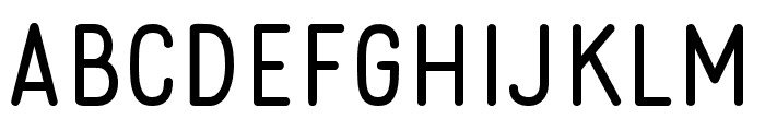 RoladeFree Font UPPERCASE