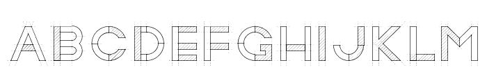 RollandinEmilie Font LOWERCASE