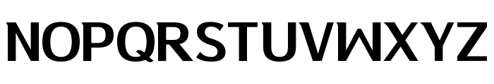 Roller Coaster Font LOWERCASE
