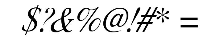 Romande ADF Script Std Italic Font OTHER CHARS