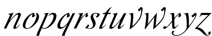 Romande ADF Script Std Italic Font LOWERCASE
