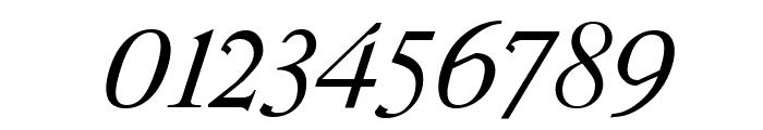 Romande ADF Std Italic Font OTHER CHARS