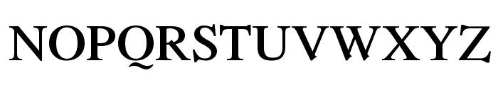 Romande ADF Style Std Demi Bold Font UPPERCASE