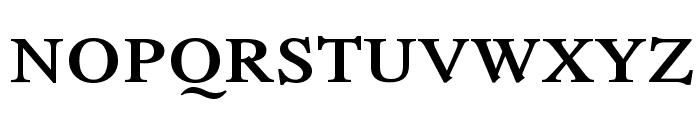 Romande ADF Style Std Demi Bold Font LOWERCASE