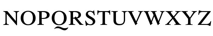 Romande ADF Style Std Regular Font LOWERCASE