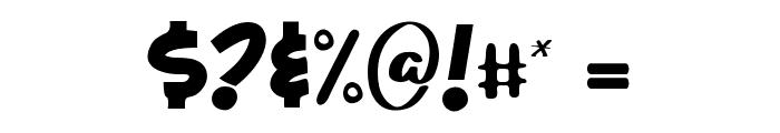 Romansa Font OTHER CHARS
