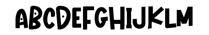 Romansa Font UPPERCASE