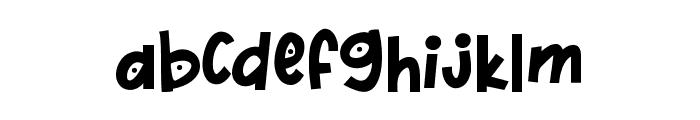 Romansa Font LOWERCASE