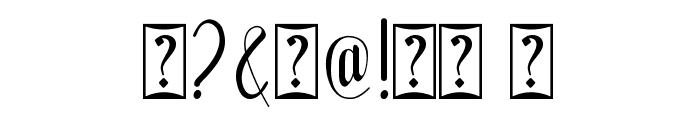 Romansha Font OTHER CHARS