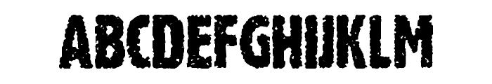 Romeo Font UPPERCASE