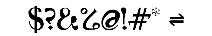 Romerati Font OTHER CHARS