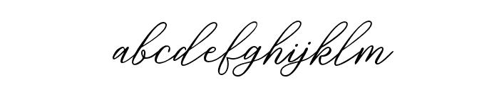 Rosabelia SLDT Font LOWERCASE