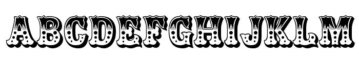 Rosalia Font UPPERCASE