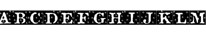 Rosebud Sweet Font UPPERCASE