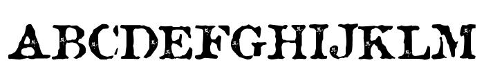Rosebud Sweet Font LOWERCASE