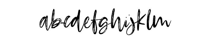 Rosetta Color Font LOWERCASE