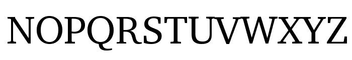 Rosetta Tones Font UPPERCASE