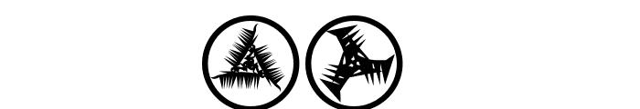 RosettaMutanta Font OTHER CHARS