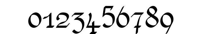 RostockKaligraph Font OTHER CHARS