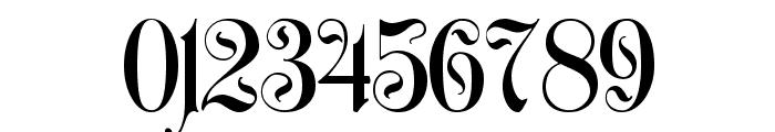 Rothenburg Decorative Font OTHER CHARS