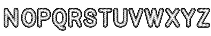 Rotondo   Silver Font UPPERCASE