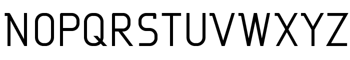Rotor-Demo Font UPPERCASE