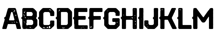 Rotunda Font UPPERCASE