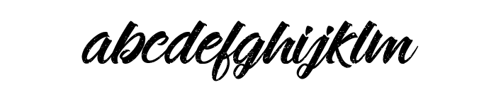 Rouge Maheira vintage personal use Font LOWERCASE