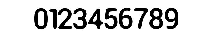 Round Corner Font Regular Font OTHER CHARS