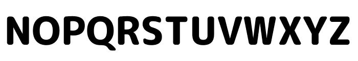 Rounded Mplus 1c ExtraBold Font UPPERCASE