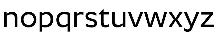 Roundo Medium Font LOWERCASE