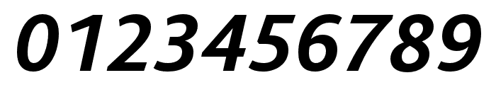 Route 159 Bold Italic Font OTHER CHARS