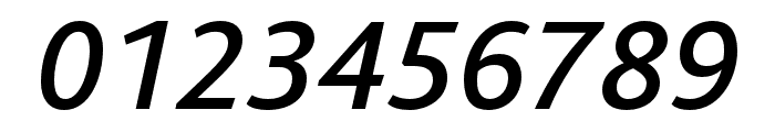 Route 159 SemiBold Italic Font OTHER CHARS