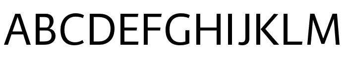 Route159-Regular Font UPPERCASE