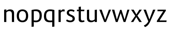 Route159-Regular Font LOWERCASE