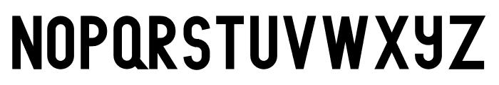 Rowland Bold Font UPPERCASE