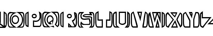 Royal Font UPPERCASE