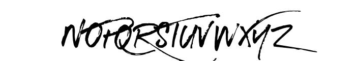RoyalTwins-Regular Font UPPERCASE