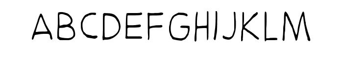 Royana Font UPPERCASE