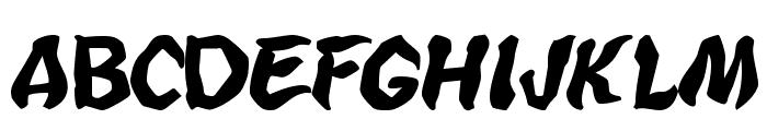 Royer Font UPPERCASE
