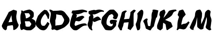 Royer Font LOWERCASE