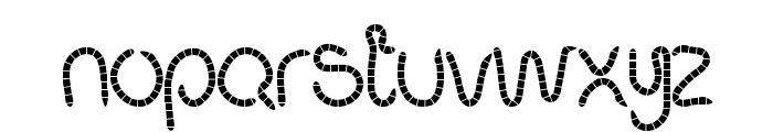 robalek Font LOWERCASE
